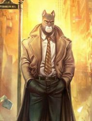 Blacksad Under the Skin John Coat