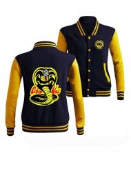 Cobra Kai Letterman Jacket