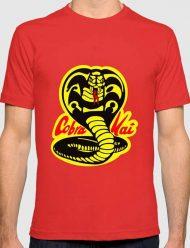 Cobra-Kai-T-Shirt