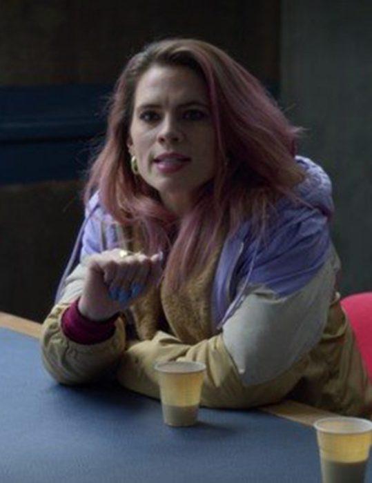 Criminal Uk Season 2 Hayley Atwell Hoodie Jacket