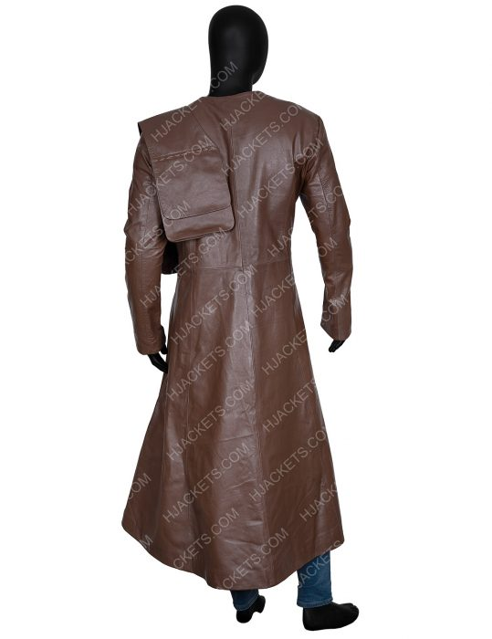 Cursed Merlin Coat