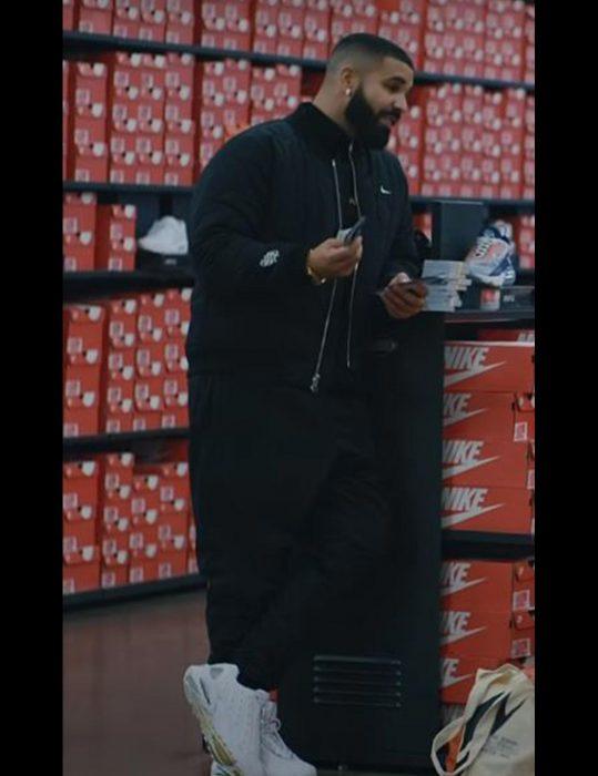 Drake Laugh Now Cry Later Varsity Jacket