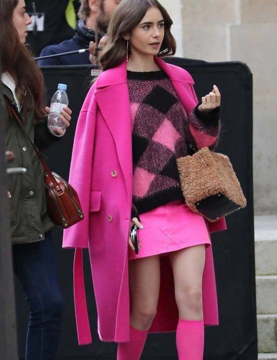 Emily in Paris Emily Cooper Coat