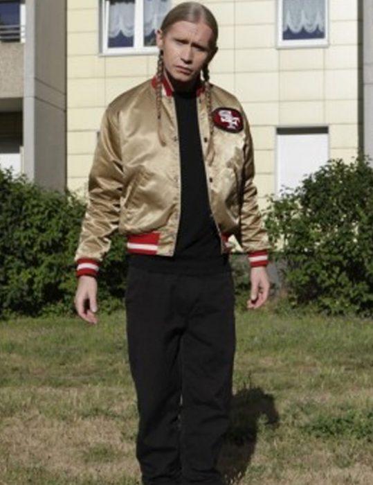 Roman Geike Jacket