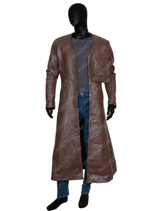 Gustaf Skarsgard Coat