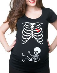 Halloween Couple Deals Maternity T-shirts