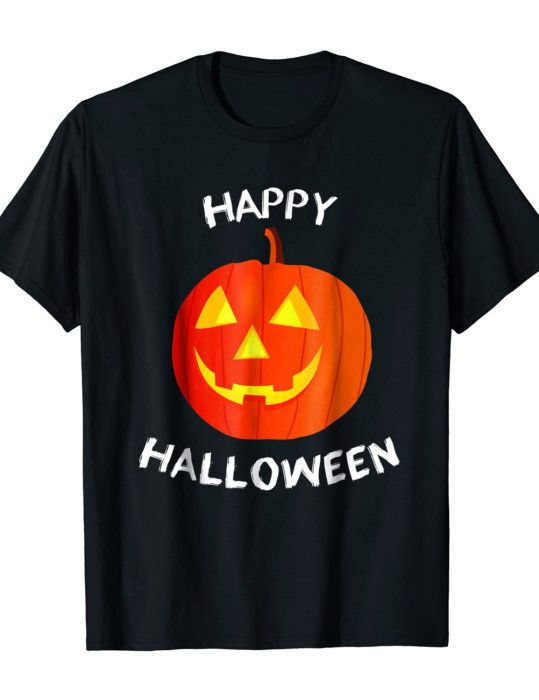 Happy-Halloween-T-shirt