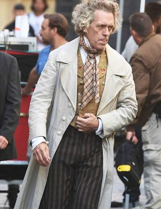 Hugh LAurie The Personal History of David Copperfield Mr Dick coat