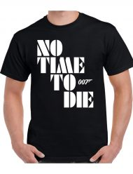 James Bond No Time To Die T-Shirt