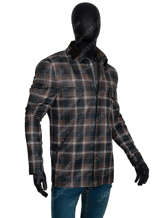 John Dutton Plaid Jacket