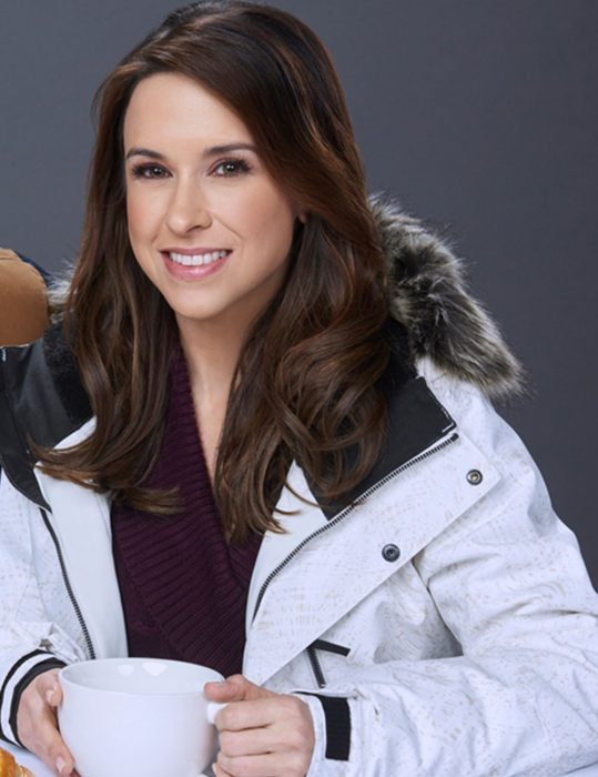 Lacey-Chabert-White-Jacket