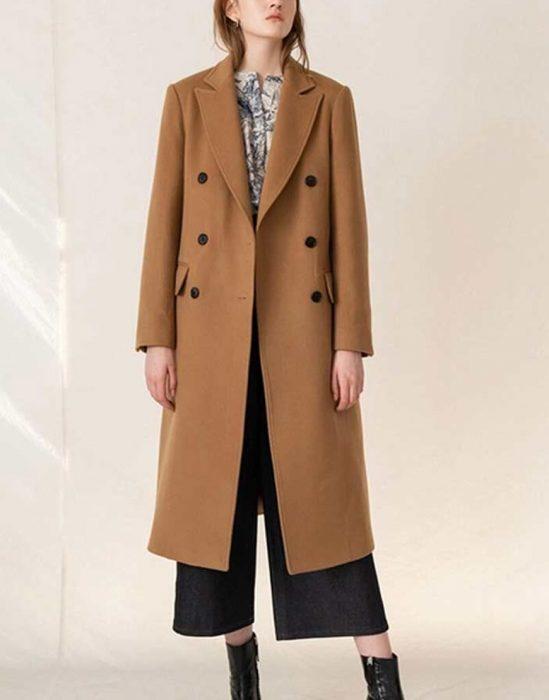Love, Guaranteed Camel Coat