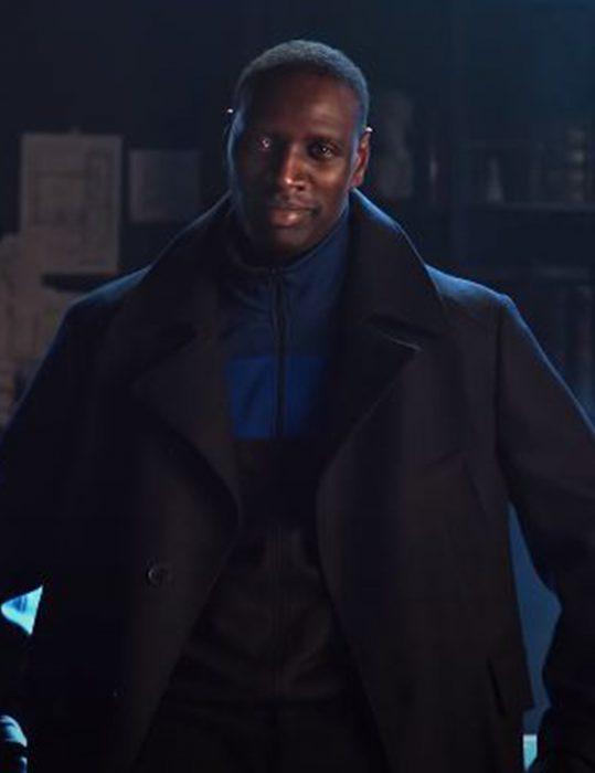 Lupin-Omar-Sy-Trench-Coat