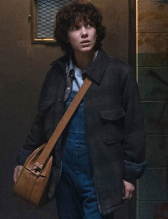 Millie Bobby Brown Enola Holmes Jacket