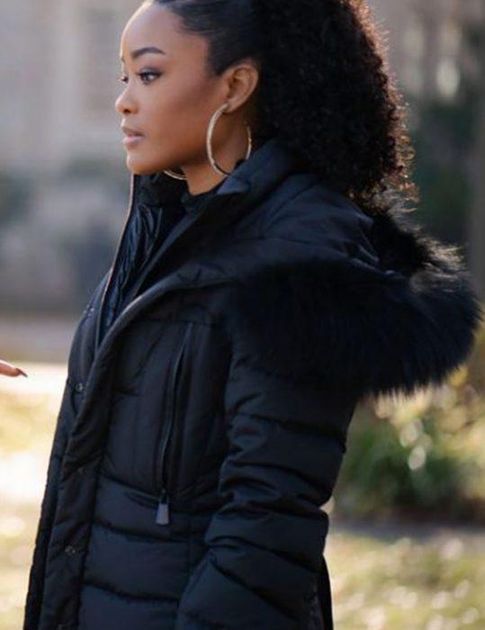 Latoya Tonodeo Hooded Jacket