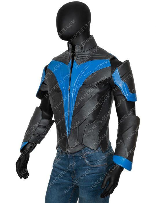Nightwing Titans Brenton Thwaites Jacket
