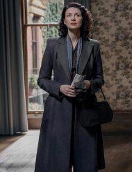 Outlander S03 Caitriona Balfe Coat