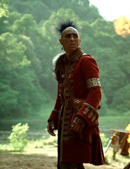 Outlander S04 Braeden Clarke Coat