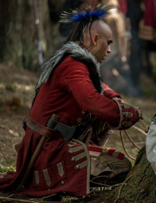 Outlander S04 Kaheroton Coat