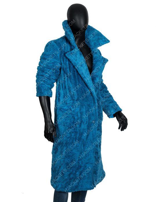 POPSTAR Justin Bieber Blue Coat