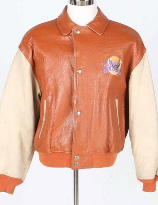 Stallone-planet-hollywood-Leather-Jacket
