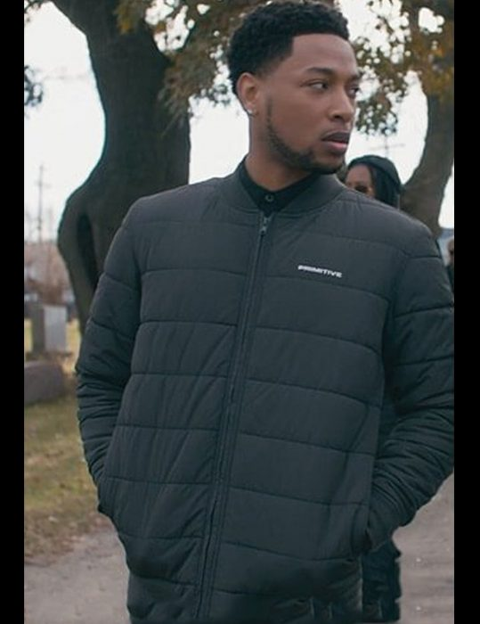 The Chi Jacob Latimore Jacket