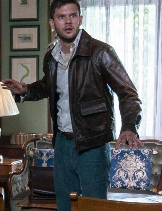 Treadstone-Jeremy-Irvine-Leather-Jacket