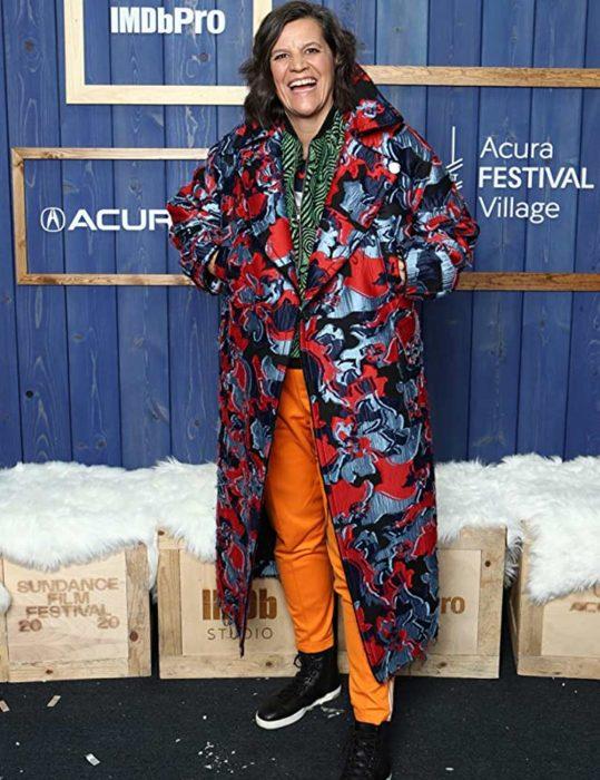 dick johnson is dead kirsten johnson coat