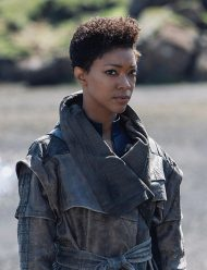 michael burnham star trek discovery coat