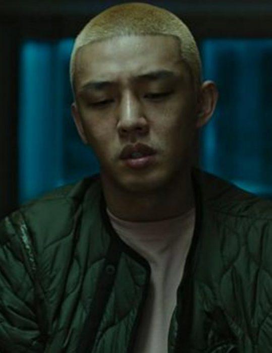 oh joon-woo alive ah-in yoo bomber jacket