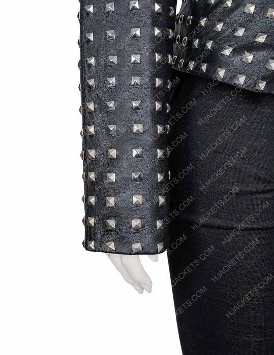 rhobh kyle richards studded jacket