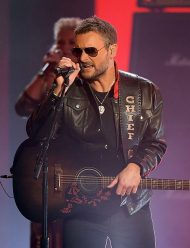 stick that in your country song eric church leather jacket