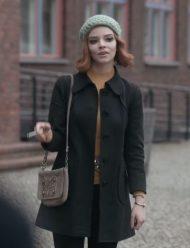 Anya Taylor Joy The Queen's Gambit Beth Harmon Coat