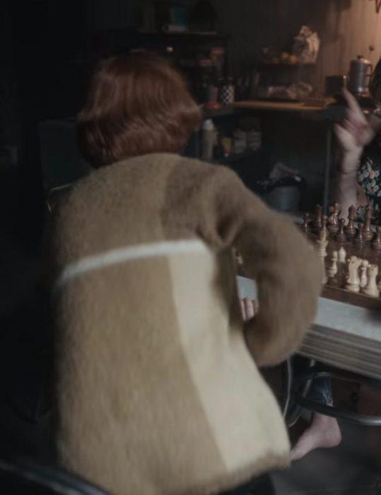 Anya Taylor Joy The Queen's Gambit Beth Harmon Jacket