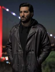 Berkay-Ates-Çukur-Season-4-Leather-Coat