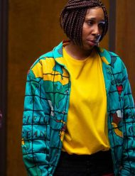 Brook-Lynne Bad Hair Lena Waithe Jacket