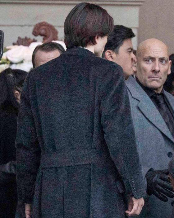 Bruce Wayne The Batman 2022 Coat