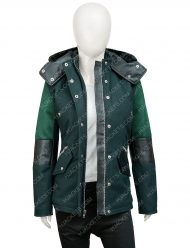 Christmas Unwrapped Charity Jones Hooded Coat