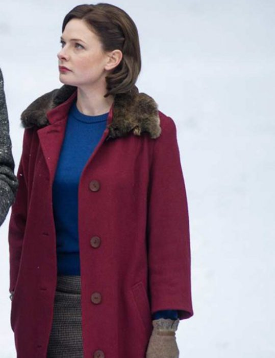 Despite-The-Falling-Snow-Rebecca-Ferguson-Coat