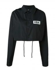 Emily-In-Paris-Lily-Collins-HBA-Logo-Cropped-Jacket