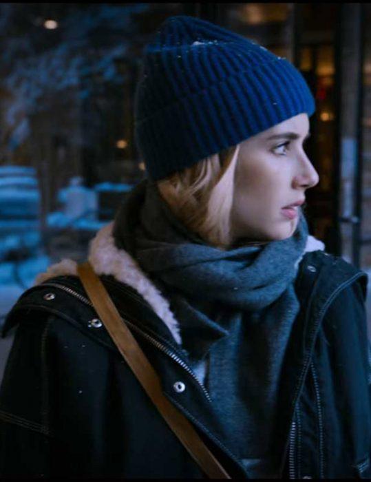 Emma-Roberts-Holidate-2020-Jacket