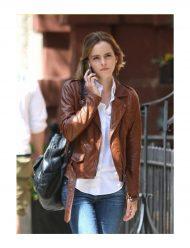 Emma-Watson-Genuine-Leather-Jacket