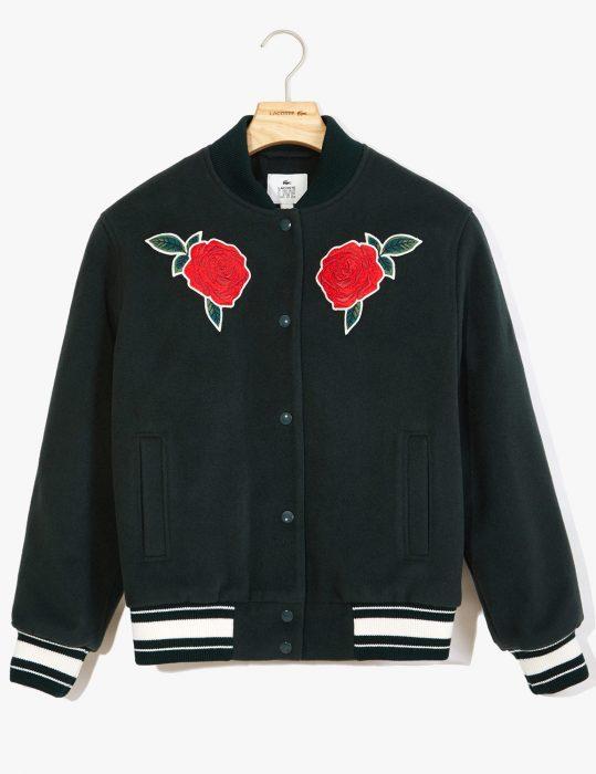 Green-Rose-Embroidered-Varsity-Jacket