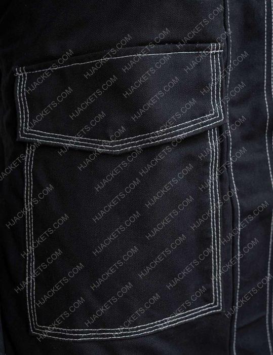 Holidate 2020 Sloane Shearling Jacket