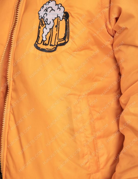 Home Alone Yellow Jacket