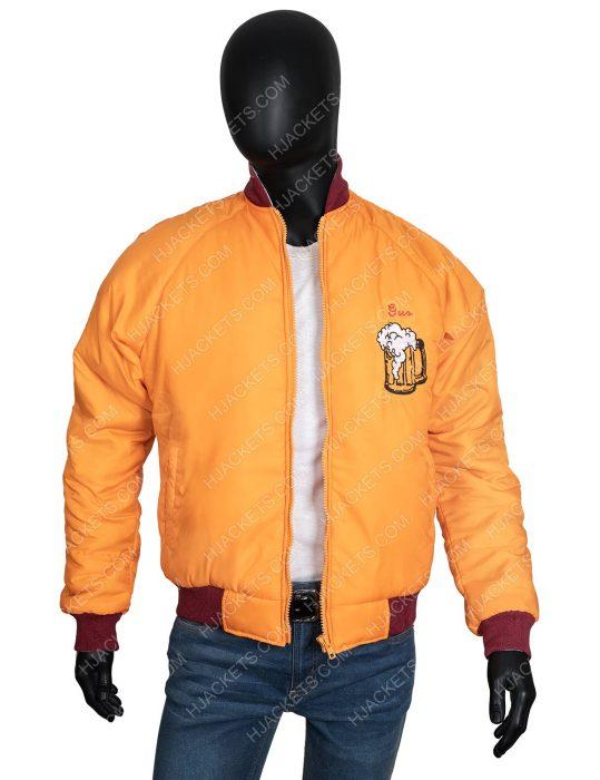 John Candy Home Alone Yellow Jacket