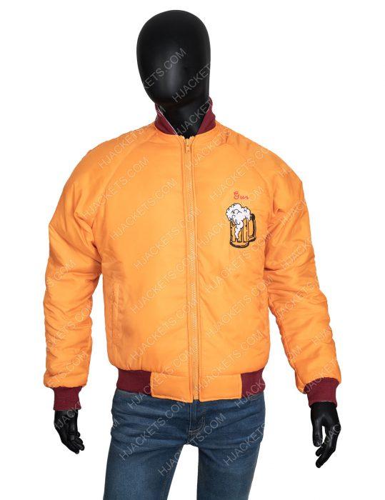 John Candy Movie Home Alone Yellow Jacket