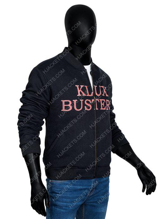 Klux Buster Bomber black Jacket