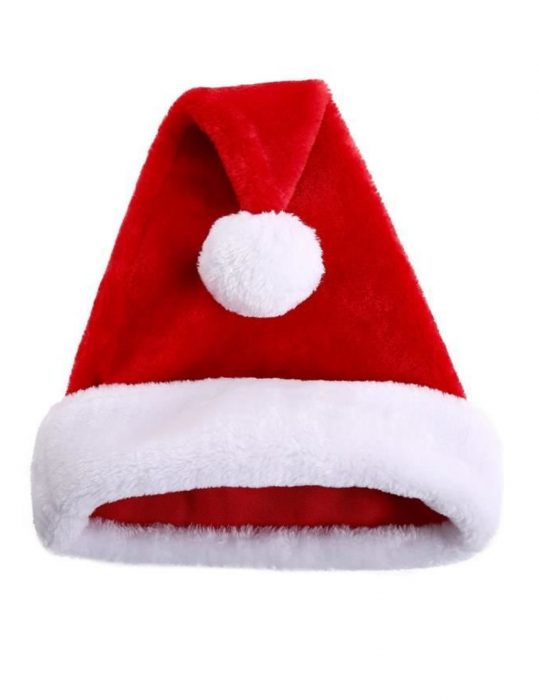 Kurt Russell The Christmas Chronicles Santa Hat With Fur.jpg