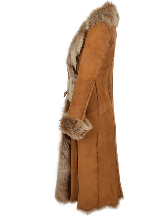 Leather-FurTrench-Coat